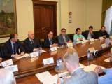 Визит делегации Костанайской области в Челябинскую область Российской Федерации
